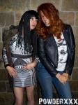 Amanda Blow & Amber Golde